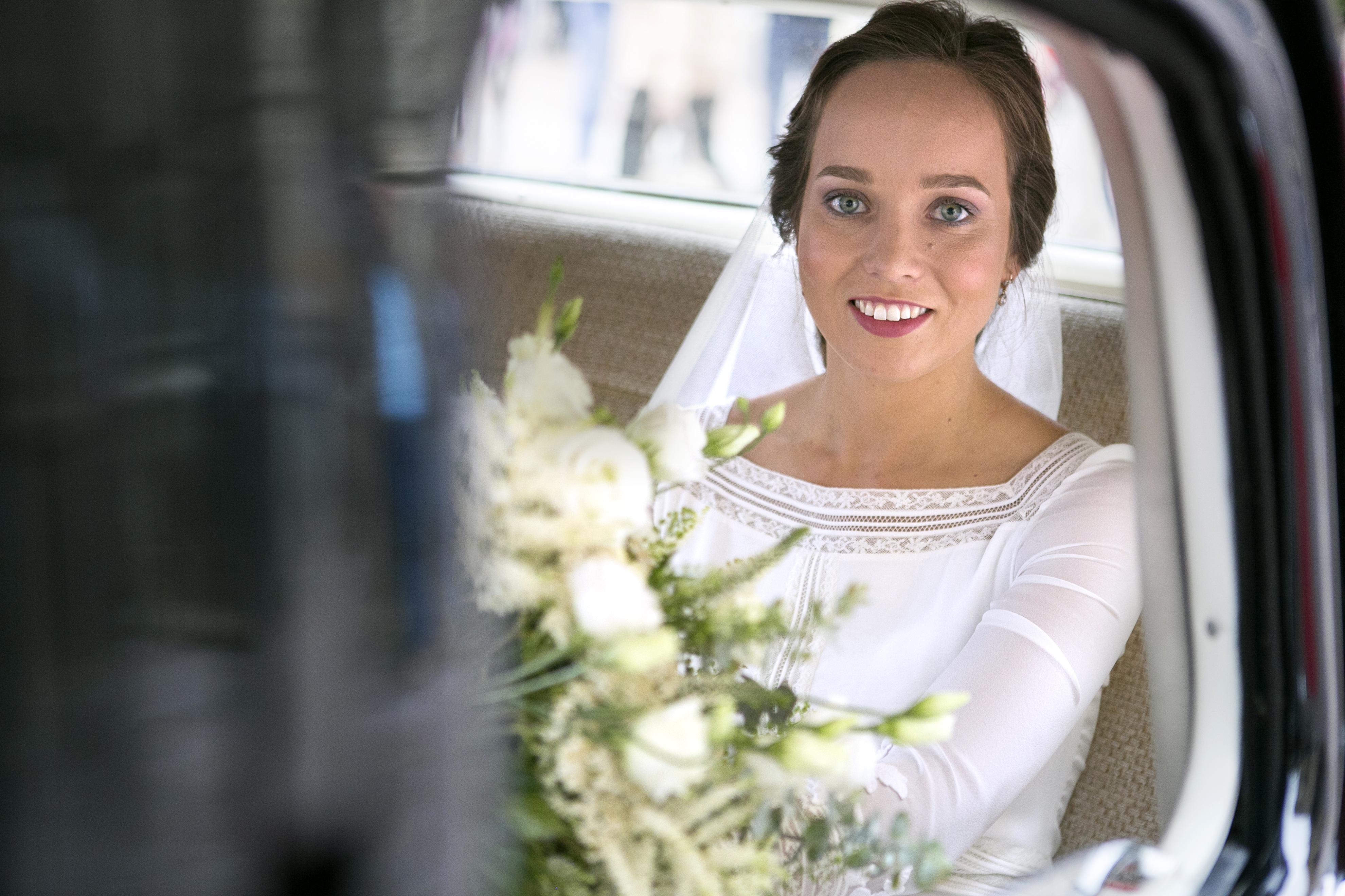 Teresa se casó en verano I