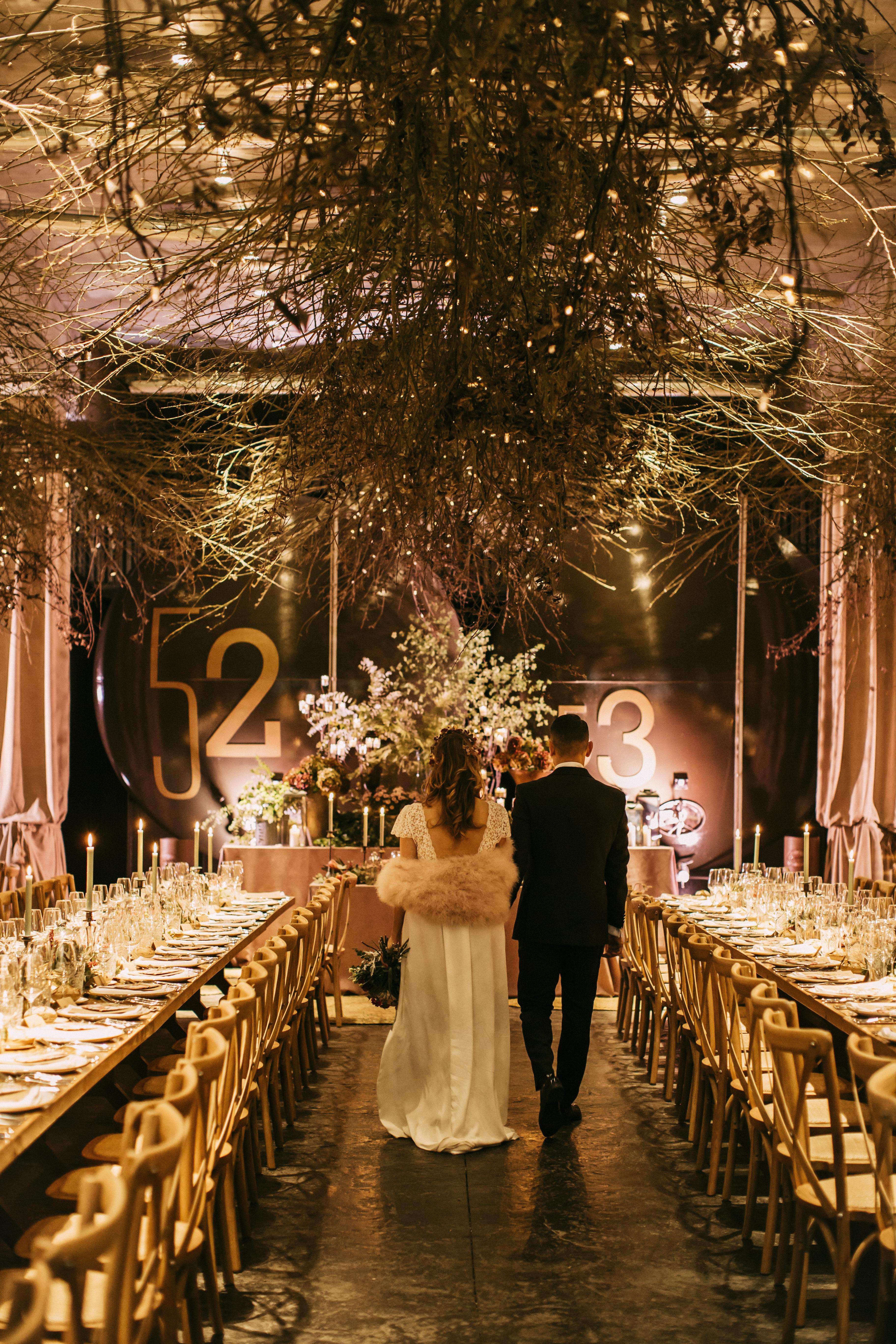 Una boda en Casa Trabanco II