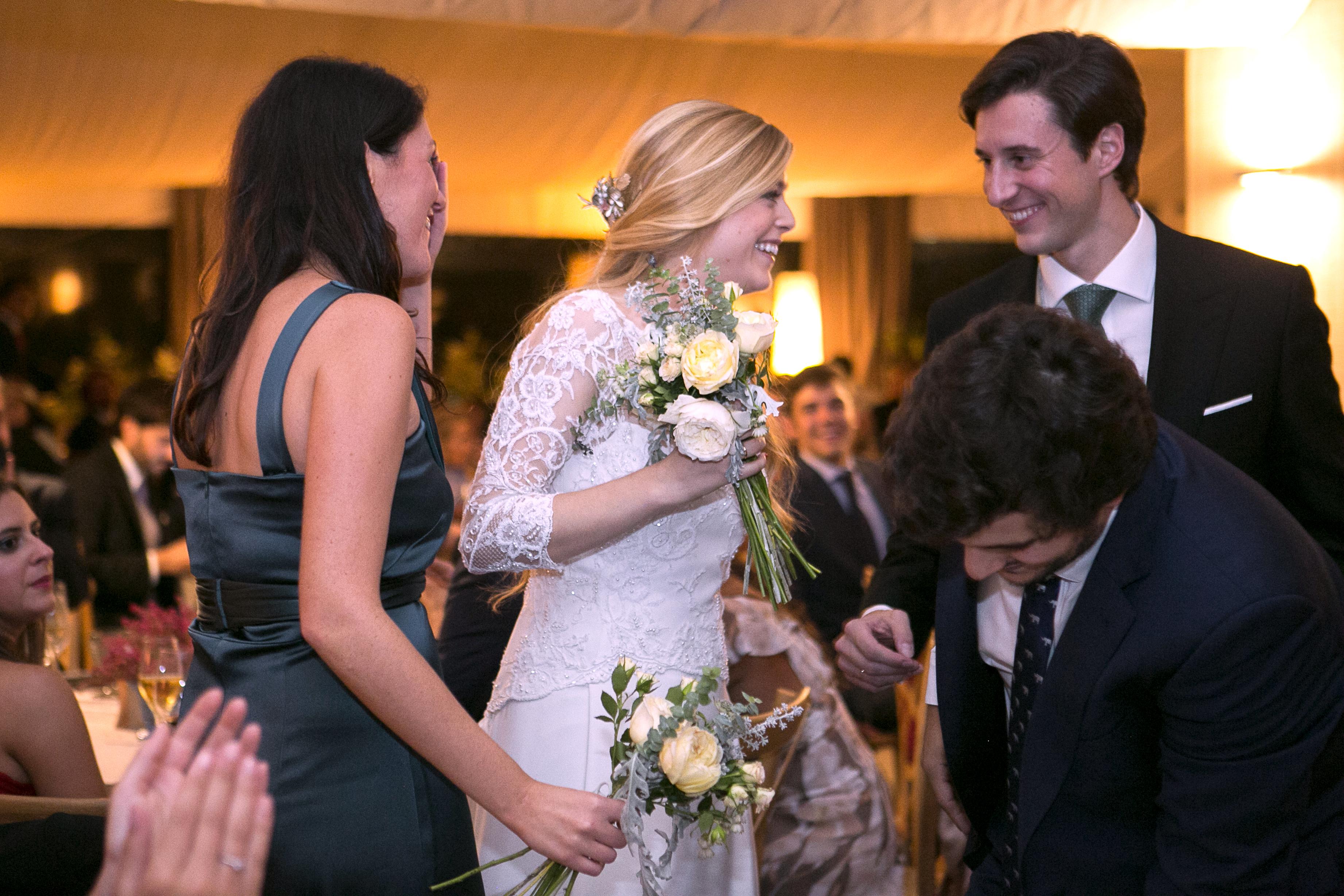 La boda de Carlota y Fede II