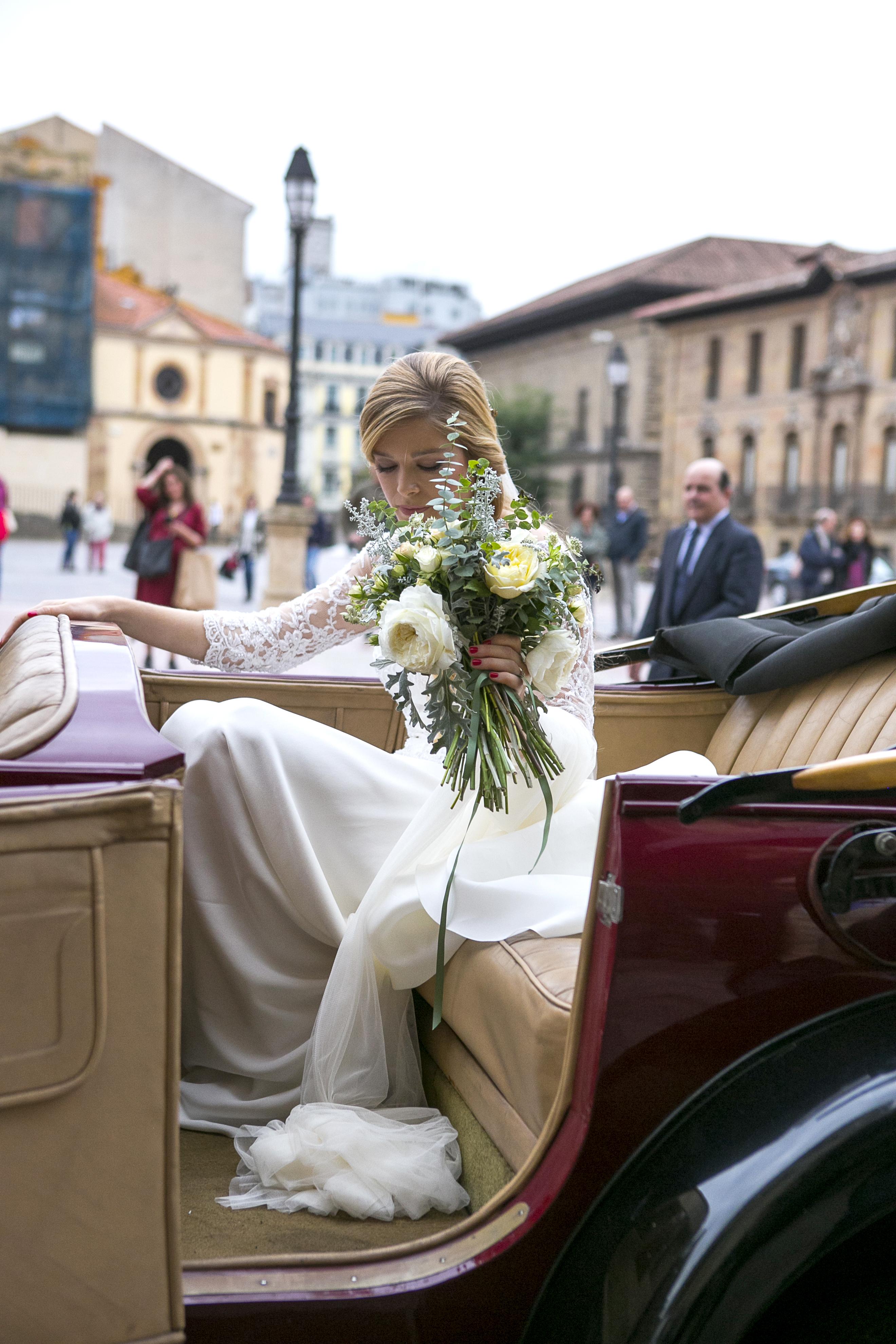 La boda de Carlota y Fede I