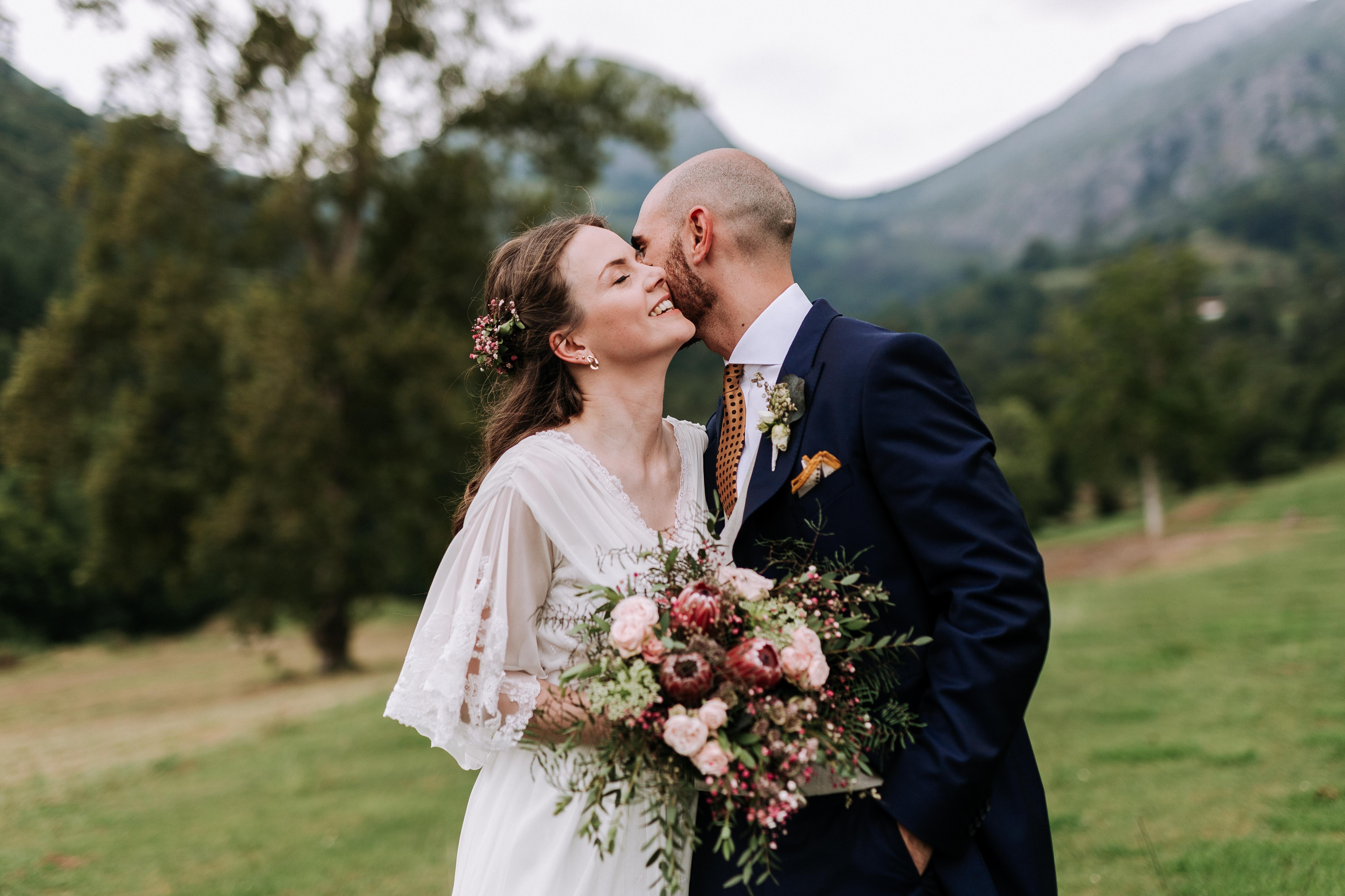 La boda de Kine y Victor