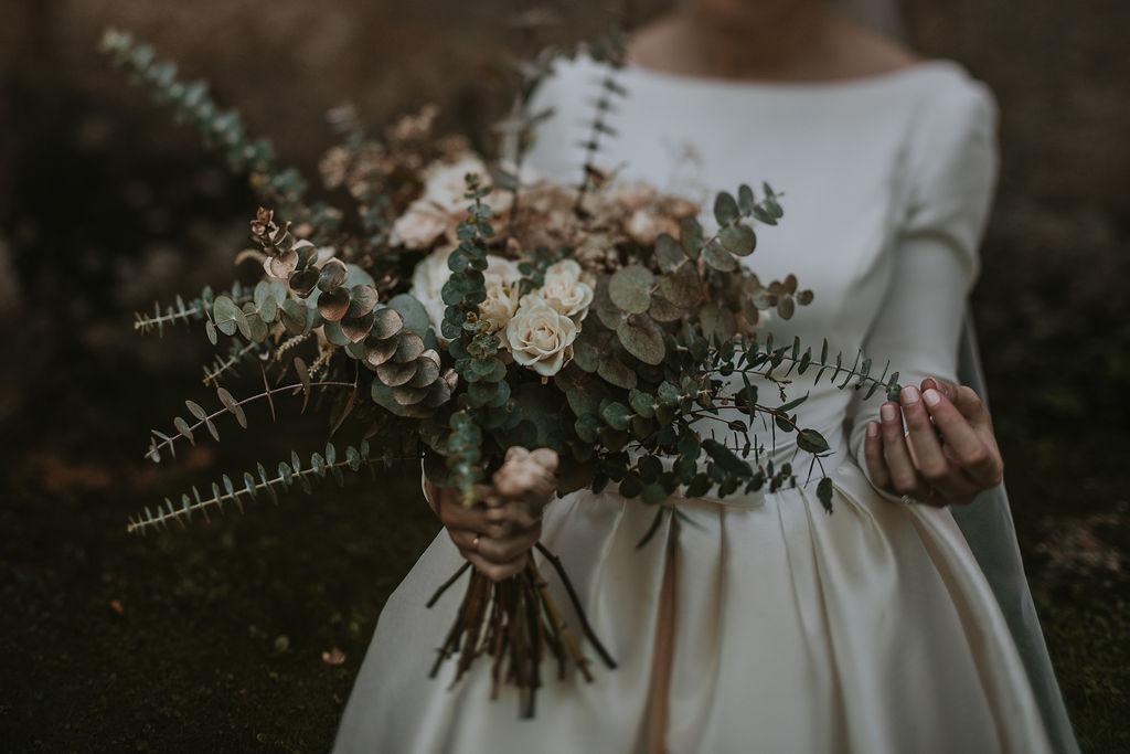 El vestido de la novia 1