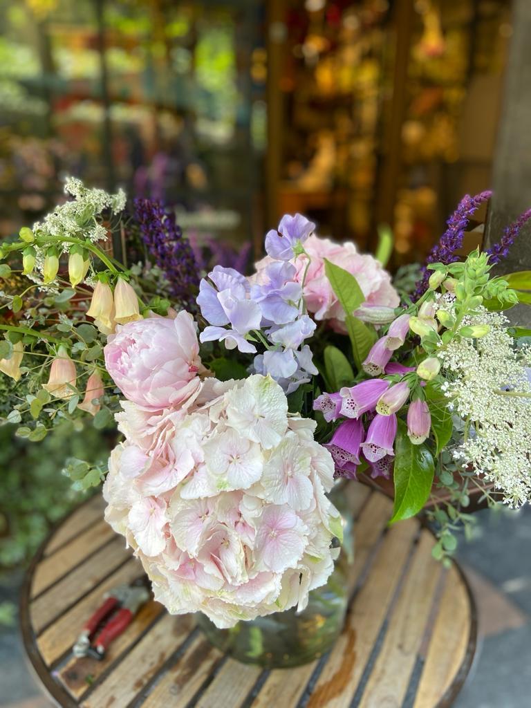 Saca al florista que llevas dentro