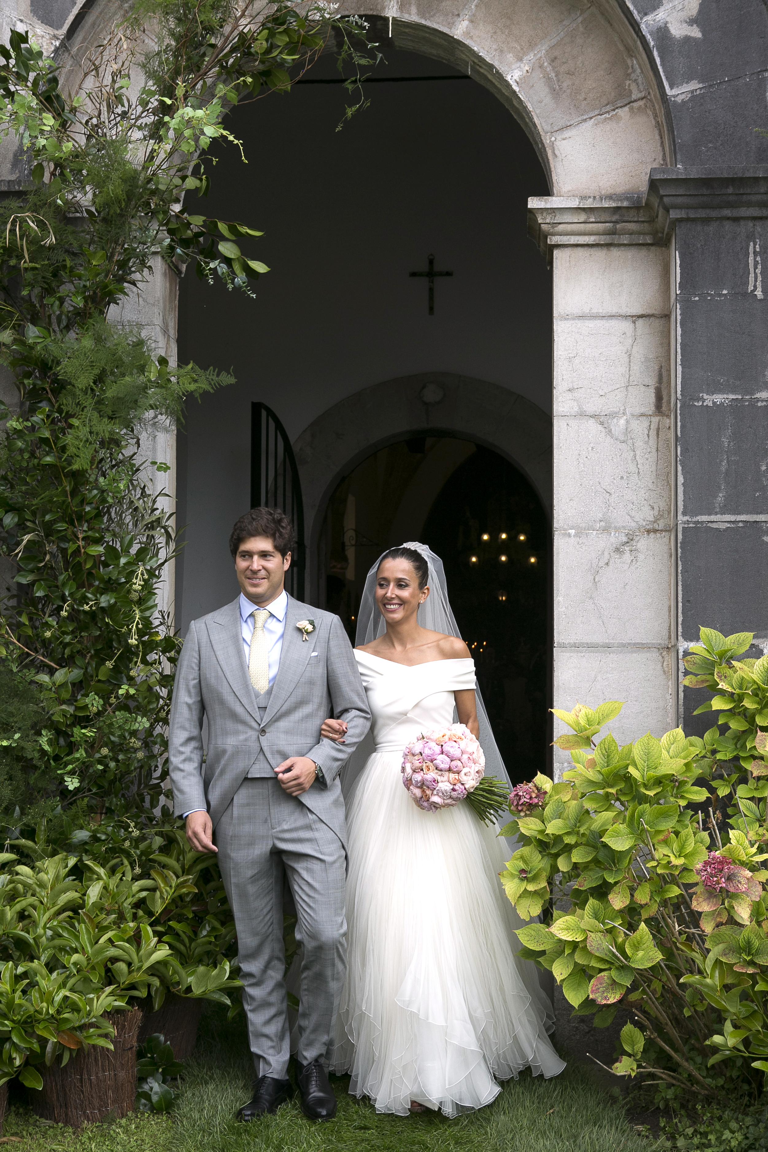 La boda de Candela en Llanes I