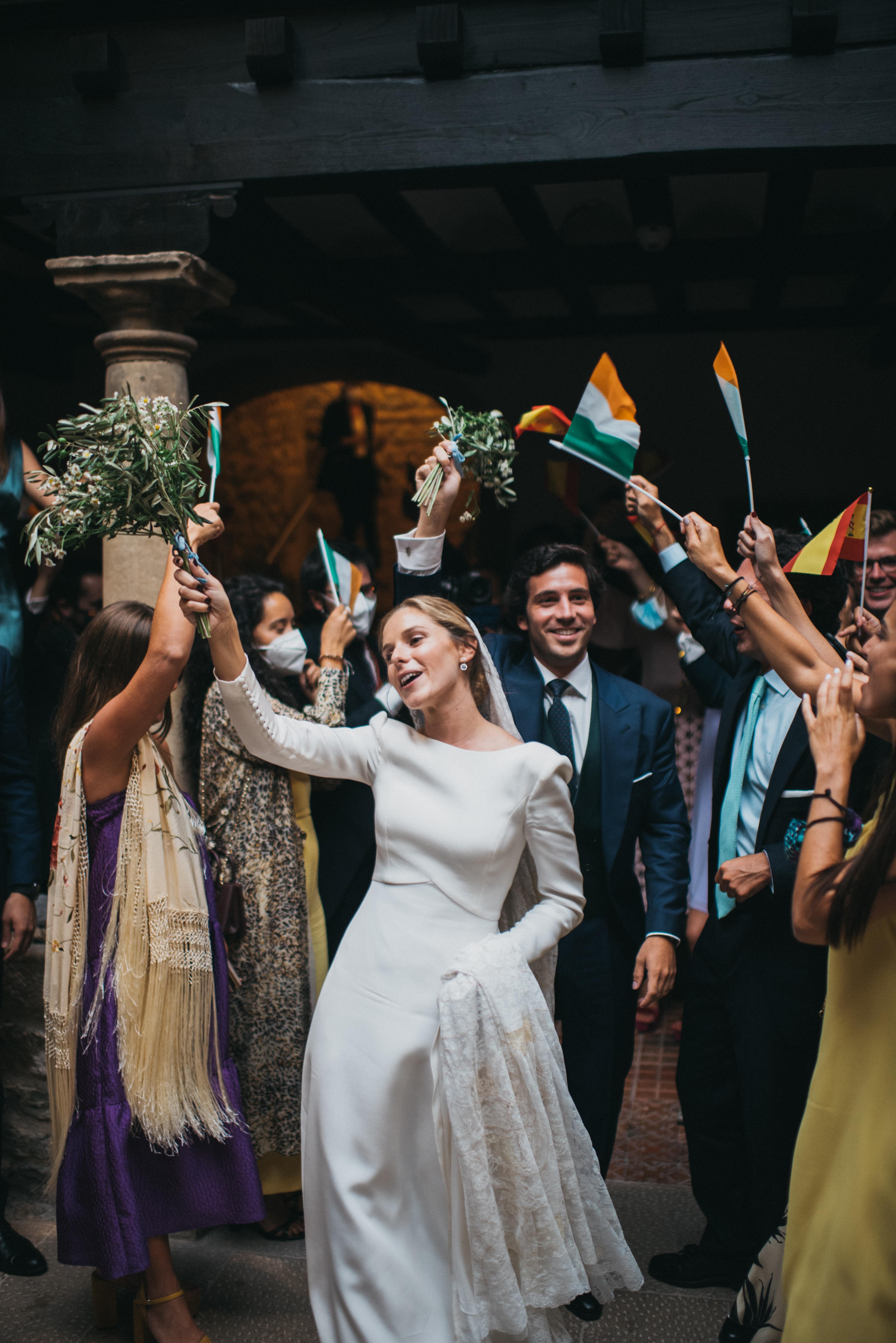 La boda de Elieen II