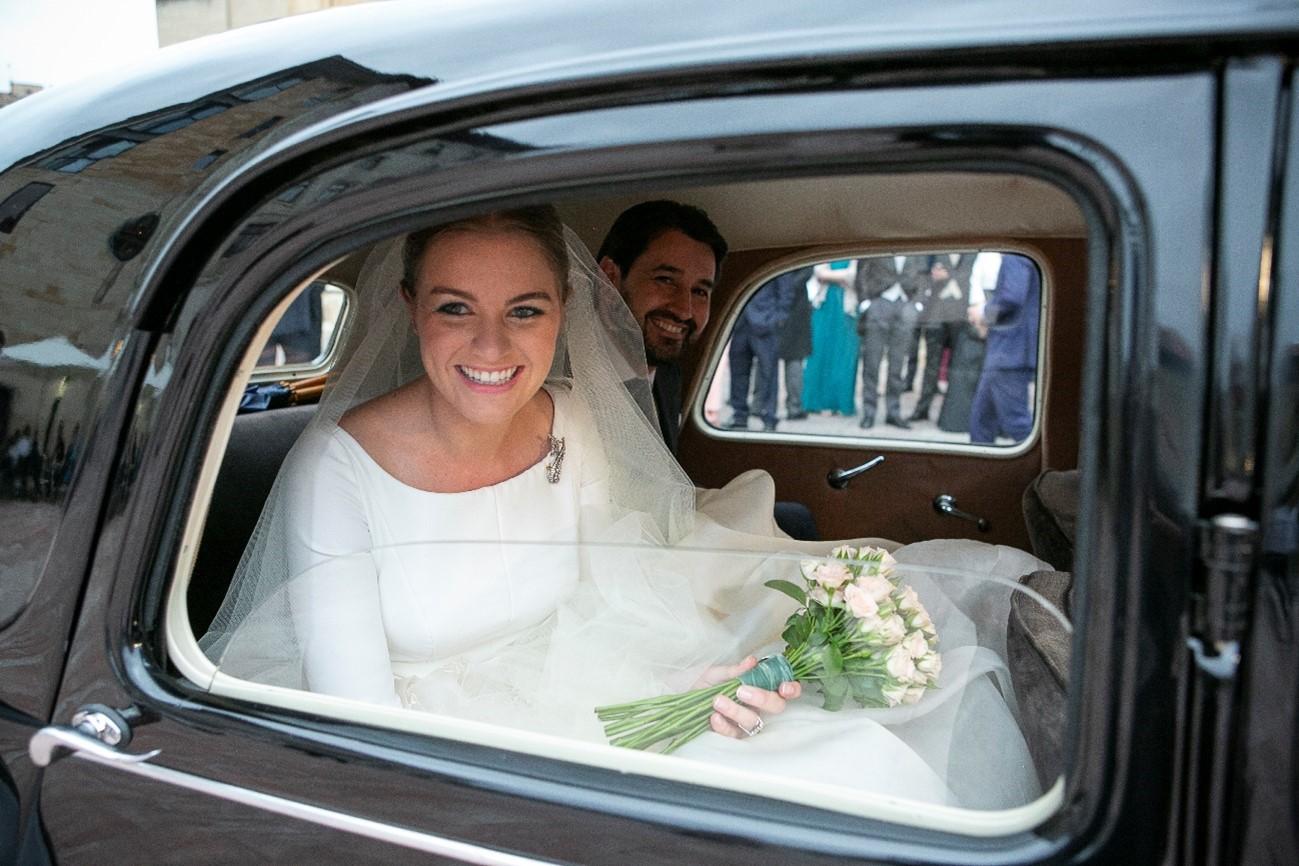 La boda de Emma y Javi